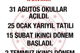 Okullar ne zaman açılacak? MEB Bakanı Ziya Selçuk'tan flaş açıklama!