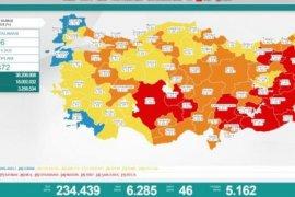 13 Temmuz koronavirüs tablosu! Vaka Sayılarında Son Durum