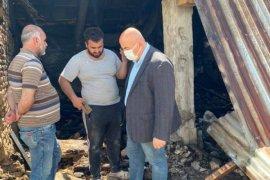 Mehmet Bayram O Çiftçiyi Ziyaret Etti
