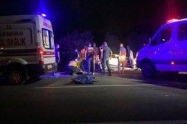 Karamanlı ailenin bayram ziyareti acıyla sonlandı