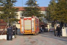 Engelli Bakımevi Yandı! 10 Kişi Hastaneye Kaldırıldı