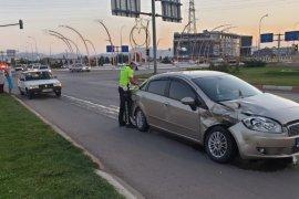 Karaman'da feci kaza! 50 metre savruldu, 3 yaralı
