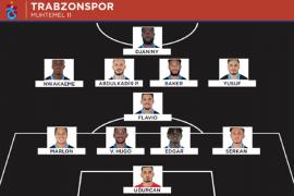 Muhtemel 11'ler | Trabzonspor - Galatasaray Canlı İzle