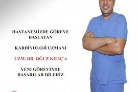 Karaman'da 4 yeni uzman doktor göreve başladı