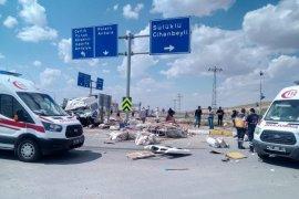 Konya'dan Peş Peşe Kaza Haberleri 9 ölü, çok sayıda yaralı var