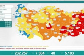 15 Temmuz koronavirüs tablosu! Vaka Sayılarında Son Durum