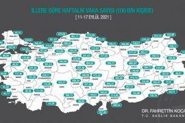 Karaman'da vaka sayılarında korkunç artış!