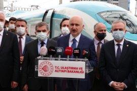 Bakan Karaismailoğlu, Karaman'da...