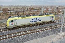 Hızlı trenin test sürüşleri başladı