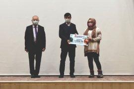 Kompozisyon yarışmasında ödüller sahiplerini buldu