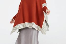 Kadın Panço Modelleri 2021