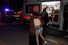 Karaman'da 2 otomobil çarpıştı: 3 yaralı