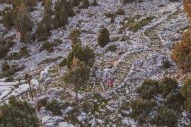 Tarihi kervan ve göç yolu turizme kazandırılıyor