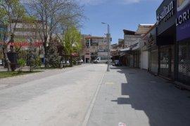 Karaman'da kısıtlamaya uyuluyor