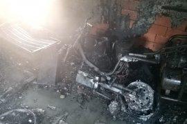 Karaman'da Depo Yangını