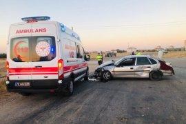 Karaman'da İşçi Servisi Kaza Yaptı! 13 Yaralı