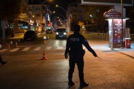 Karaman'da sokaklar boş kaldı