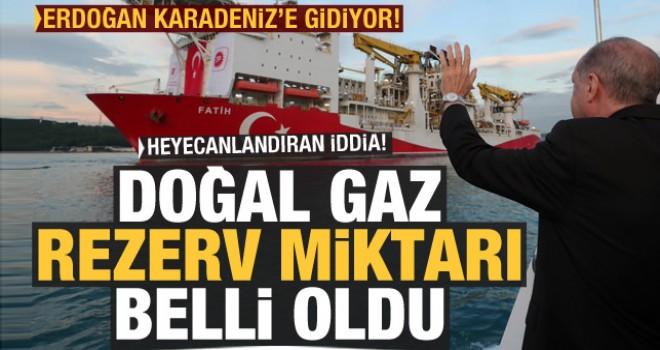 Karadeniz'deki doğal gaz rezerv 400 milyar metreküpe çıktı iddiası