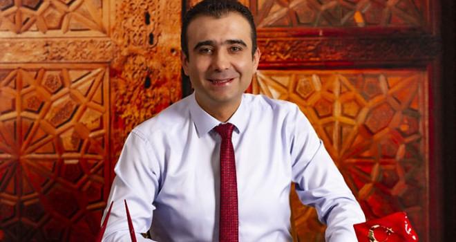 Karaman Belediye Başkanı Kalaycı'dan bayram mesajı