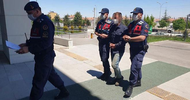 Kasten öldürmeye teşebbüsten aranan genç Karaman'daki köyde yakalandı