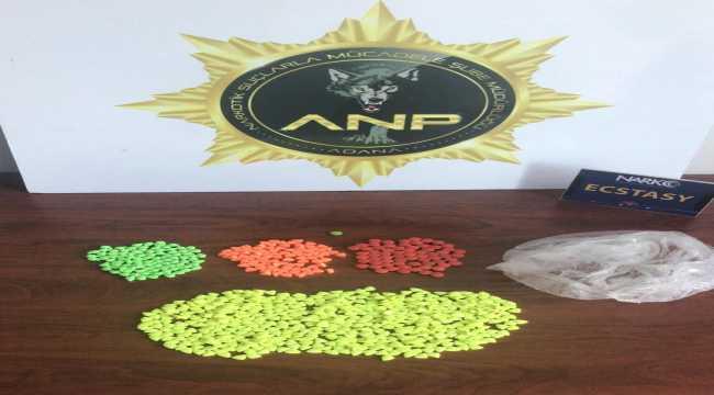 Uyuşturucu operasyonunda 5 şüpheliden 1'i tutuklandı