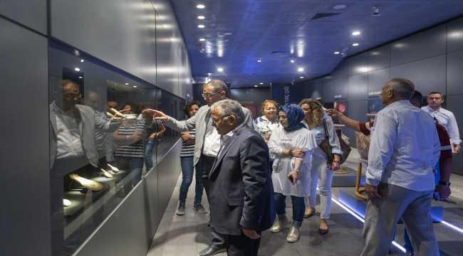 Kayseri Kalesi ve Müzesi 40 prestijli proje arasında yer aldı