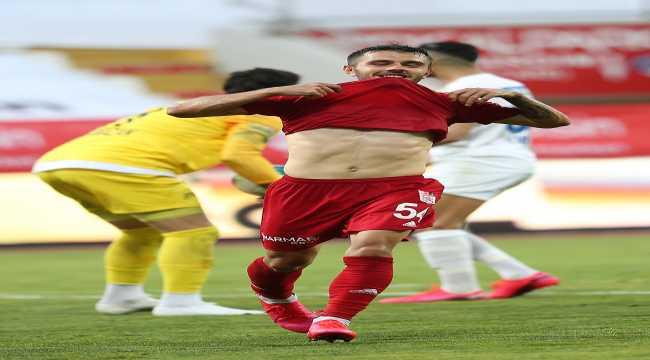 Kasımpaşa ile Demir Grup Sivasspor
