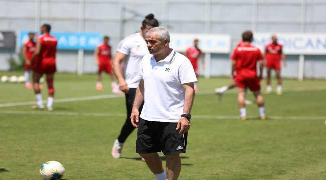 Sivasspor, Kasımpaşa maçının hazırlıklarını tamamladı