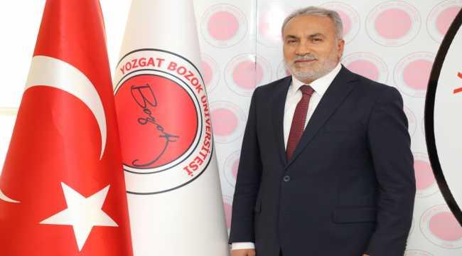 Yozgat Bozok Üniversitesi gelişimini sürdürüyor