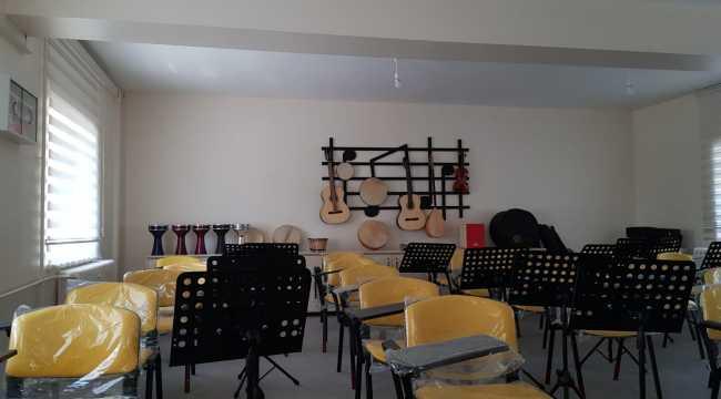Yozgat'ta 100 okulda tasarım ve beceri atölyesi oluşturuldu
