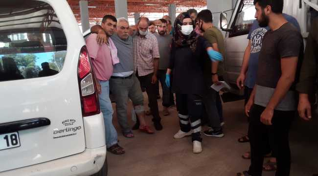 Adana'da alacak verecek kavgasında 1 kişi yaralandı