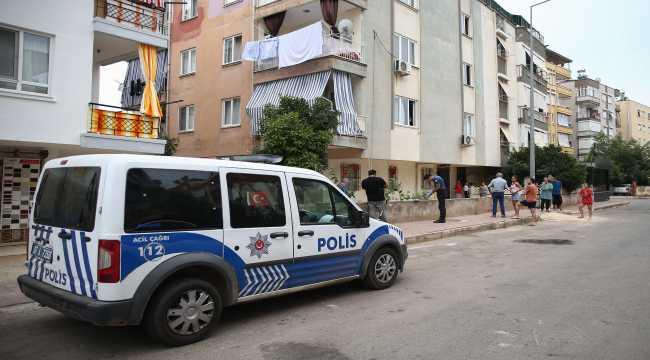 Genç kadın, birlikte yaşadığı kişinin evinde ölü bulundu