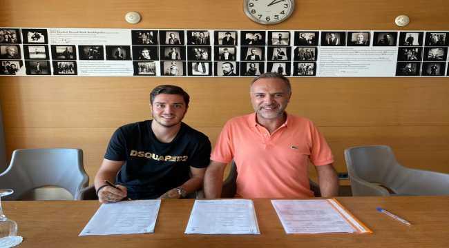 Atakaş Hatayspor, Yunan futbolcu Katranis'i kiraladı
