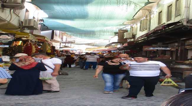 Beypazarı'nda Kurban Bayramı hareketliliği