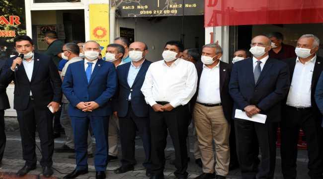 CHP Kırşehir Milletvekili Metin İlhan'dan fener alayındaki arbedeye ilişkin açıklama: