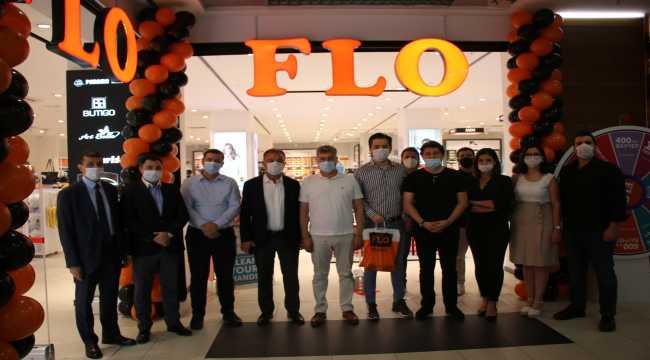 FLO, Kuzey Makedonya'da ikinci mağazasını açtı