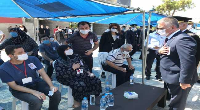 Gazi polis Mustafa Karakaya son yolculuğuna uğurlandı