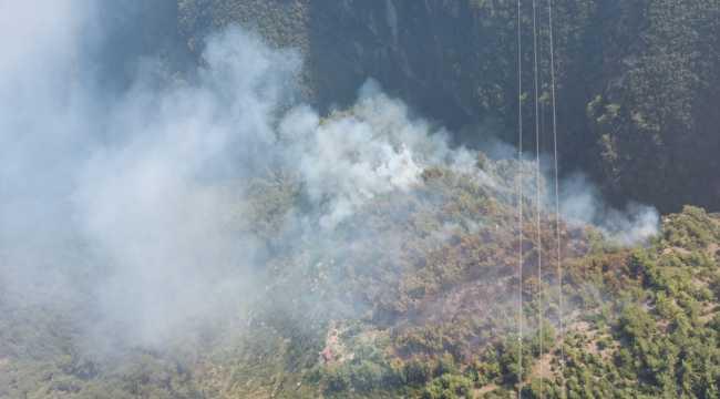 Hatay'da çıkan orman yangınları kontrol altına alındı