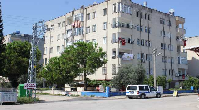 Osmaniye'de 40 daireli site Kovid-19 nedeniyle karantinaya alındı