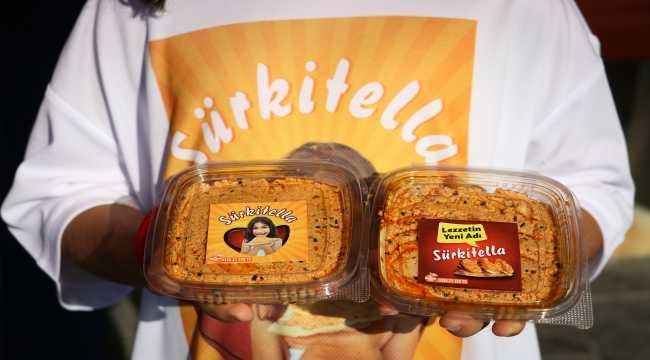 Yöresel sürk peynirine çocukların da yemesi için