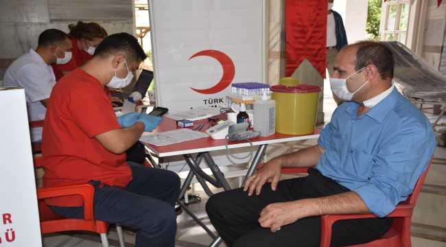 Adana'da kan bağışı kampanyası