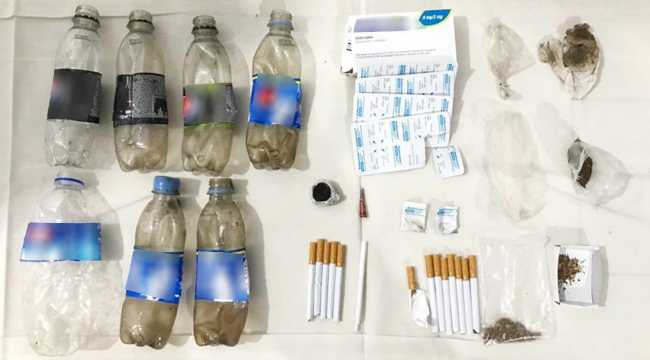 Adana'da uyuşturucu operasyonunda bir kişi gözaltına alındı