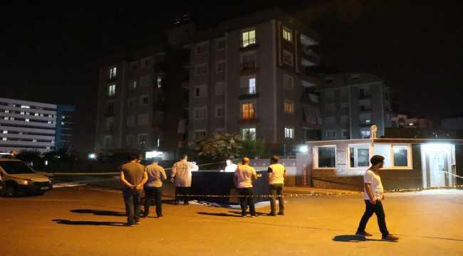 Antalya'da ortaklar arasında bıçaklı kavga: 1 ölü, 1 yaralı