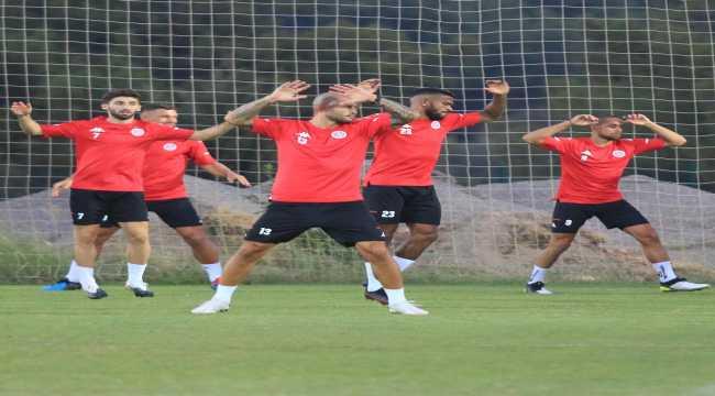 Antalyaspor, Gençlerbirliği maçına hazır