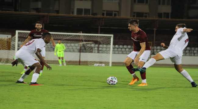 Atakaş Hatayspor'da Medipol Başakşehir maçı hazırlıkları