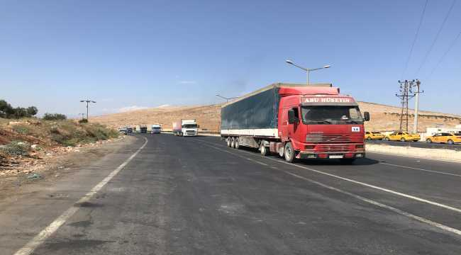 Birleşmiş Milletlerden İdlib'e 17 tır insani yardım malzemesi