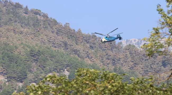 GÜNCELLEME - Adana'daki orman yangını kontrol altına alındı