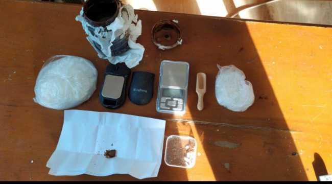 Hatay'da uyuşturucu operasyonu: 2 tutuklama
