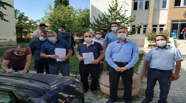 Isparta'da Erol Mütercimler hakkında suç duyurusu