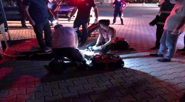 Kahramanmaraş'ta çakmak gazından zehirlendiği iddia edilen genç öldü